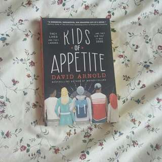 Kids of Appetite ( English ) Import