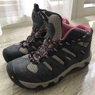 Girls' Waterproof Hiking Boots
