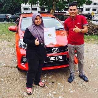 Perodua Myvi X 1.3 (A) 2018