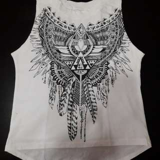 Womens sleeveless