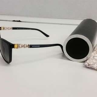 New Authentic Bvlgari Cat eye Sunglasses RP$500