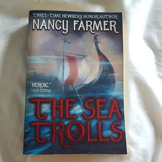 The Sea of Trolls (9.5/10 condition)