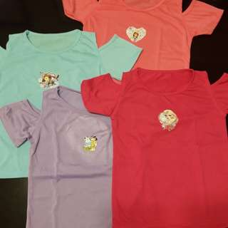 Girls blouse (4 sets)