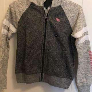 A&F 女孩hoodies