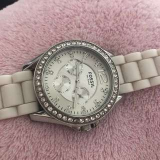 Fossil Women's Watch - with Swarovski crystals