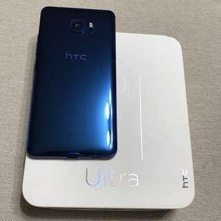 🚚 HTC U Ultra 雙螢幕 保固中4G/64G 遠傳續約機