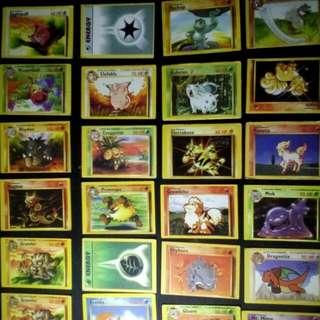 Pokemon Teks card