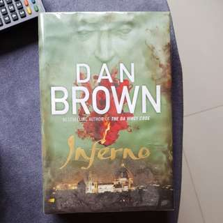 Dan Brown Inferno (Brand new)