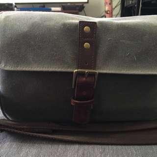 ONA bowery camera bag