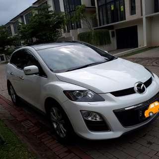 Mazda Cx7 2.3 AT 2011/2014