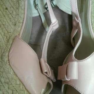 Wedge Sandal(miula Paris) Never Been Used
