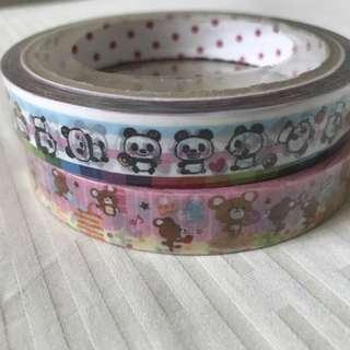 cute craft tape / stationery - 25m