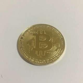 Bitcoin collectible