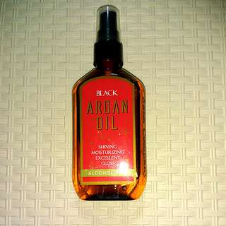 Raon Black Argon Oil