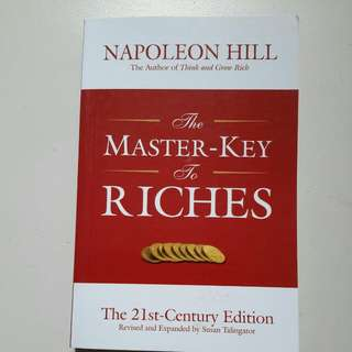 Master Key to Riches (New)