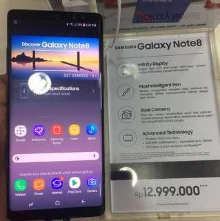 Samsung galaxy note 8 CReDiT