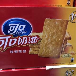 台灣代購🇹🇼可口奶滋 蜂蜜燕麥 275g