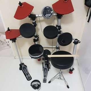 Medeli dd501 electronic drum set