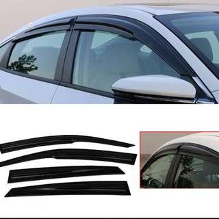 Toyota mugan visor.
