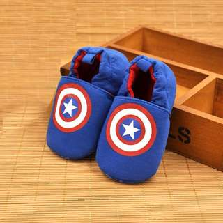 Baby Shoes Anti Slip Captain America