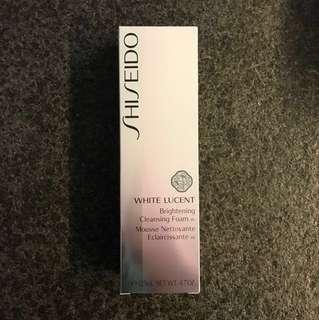 Shiseido White Lucent Cleansing Foam