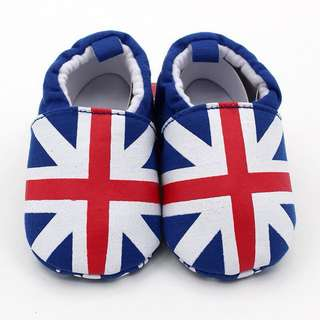 Baby Shoes Anti Slip British