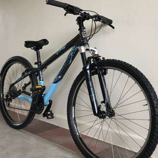"Scott Contessa hardtail Bike (26"", X-Small, 27-Speed)"