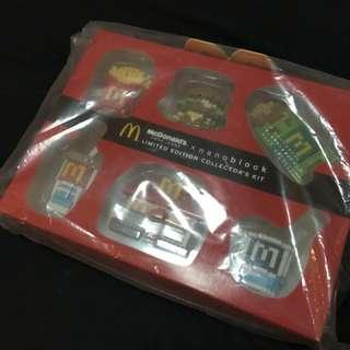 McDonald nano block brand new