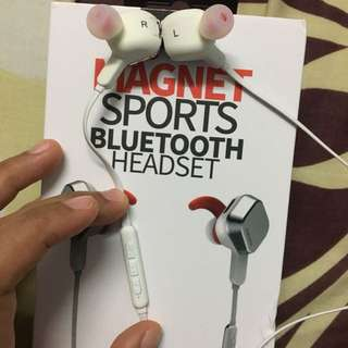 Magnet Sports Bluetooth Headset Original