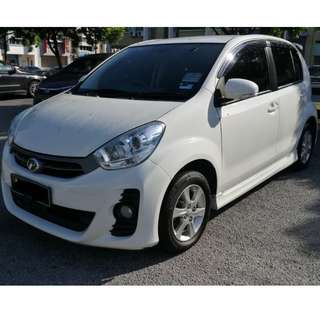 2014 Perodua MyVi SE 1.3 (A) Tip Top Condition