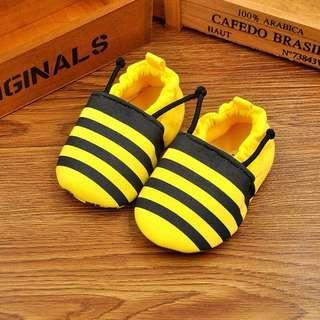 Baby Shoes Anti Slip Bee