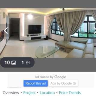 170C Punggol Field (5 Room)
