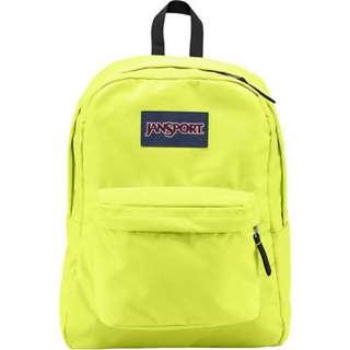 Superbreak JanSport Lorac Yellow - Baru