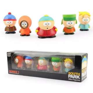Anime South Park-Mini Toy For Collection