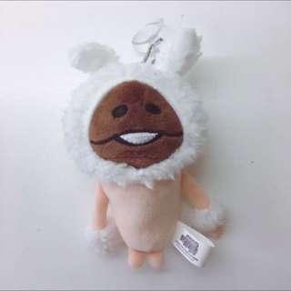 🚚 方吉菇菇 綿羊吊飾🐑