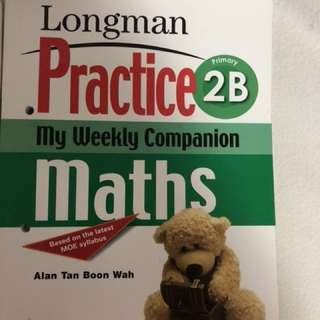 Longman Practise - Primary two (Math, English, Cloze Passages)