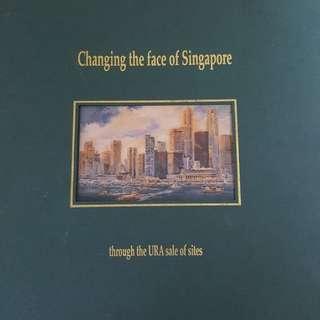 Singapore URA Site Sales Relics