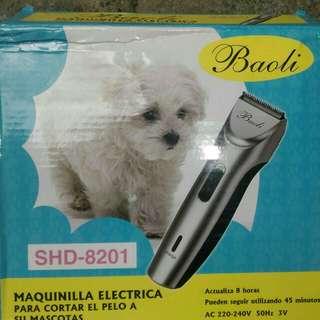 Baoli Pet hair clipper