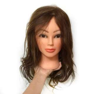 Professional Mannequin head for hair training