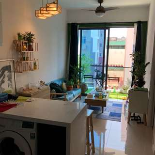 Condo 1+1 rental near Guillemard and Paya Lebar