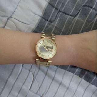 Jam tangan Champion gold