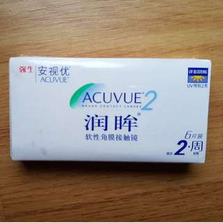 ACUVUE BIWEEKLY CONTACTS