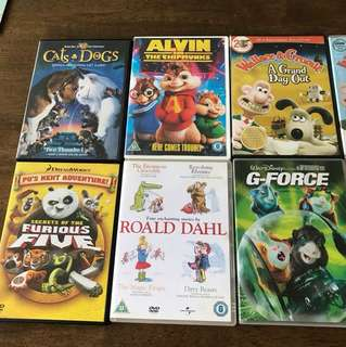 children's dvd for sale