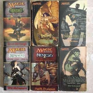 Magic the Gathering books