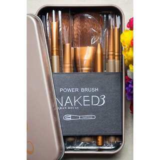 Kuas Makeup Naked 3