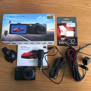 Ful HD Car Camera