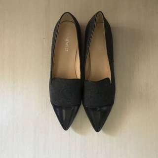 Nine West flat shoes size 37 100%real 99%new