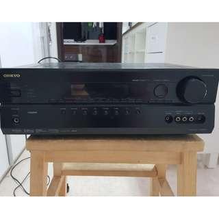 Onkyo TX-SR507 AMP