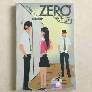 Novel Teenlit Zero Class 20.000/pcs