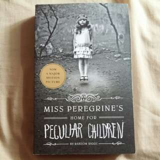 Miss Peregrine's Home For Peculiar Children (Trilogy)